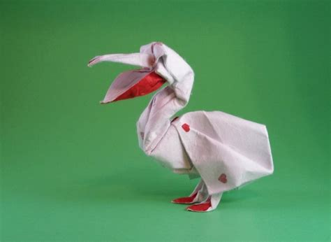 Origami Pelican - origami pelicans page 2 of 2 gilad s origami page