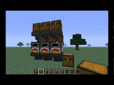 Magic Cooker 3in1 Vr 123 minecraft how to build an auto smelter in vanilla