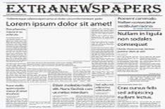 adobe illustrator newspaper template قوالب جاهزة و مجانية لإنشاء جريدة المدرسة تعليم جديد