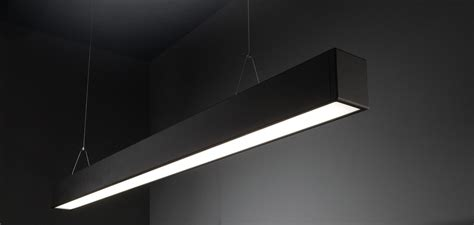 linear suspension lighting fixtures architectural linear light suspension google search