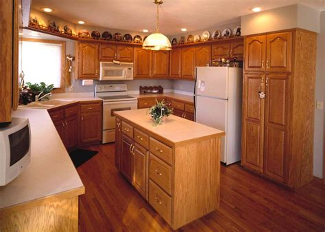 hand made kitchen cabinets organization home trends magazine