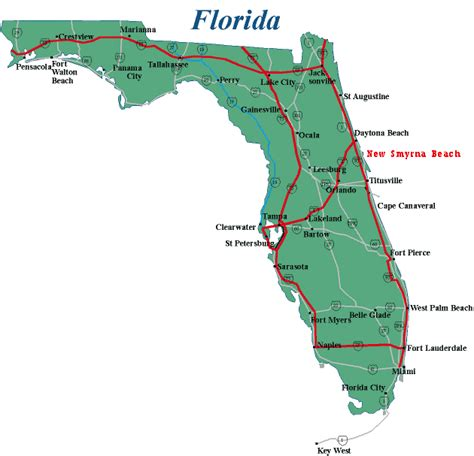 map of florida airports map of florida florida vacation destinations