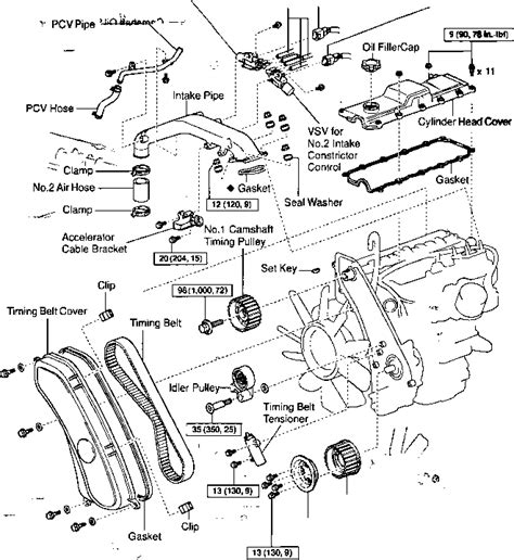 1kz te injector wiring diagram spark plugs diagram