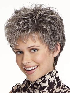gabor wigs for women over 50 short hair for women over 60 with glasses short grey
