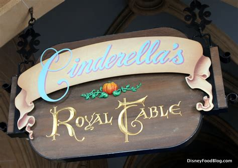 cinderella s royal table reservations the the disney food