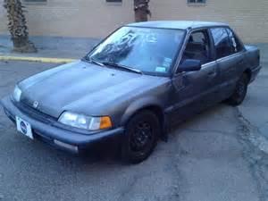 1991 honda civic lx sedan for sale in el paso el paso