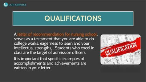 Letter Of Recommendation Importance why letter of recommendation is important