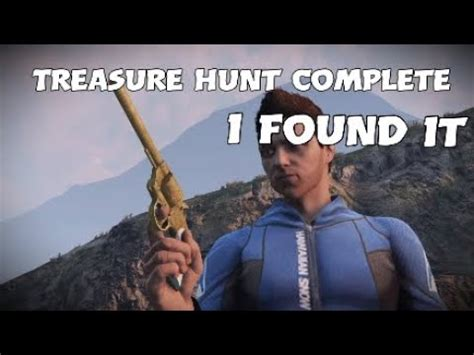 all treasure hunt locations to unlock the rdr2 revolver