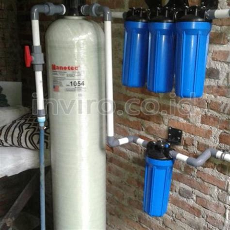 Penjernih Air Ledeng Rumah filter penjernih air sumur rumah tangga tembi yogyakarta