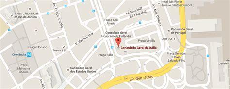 consolato italiano de janeiro consulado italiano no brasil endere 231 o hor 225 de