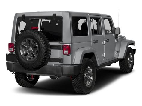Jeep Rubicon Msrp by New 2018 Jeep Wrangler Jk Unlimited Rubicon 4x4 Msrp