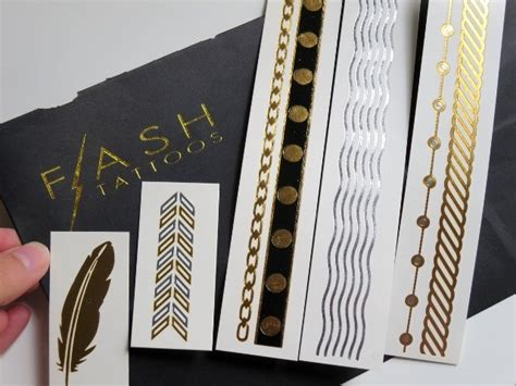flash tattoo review flash tattoos jewelry inspired temporary tattoos review