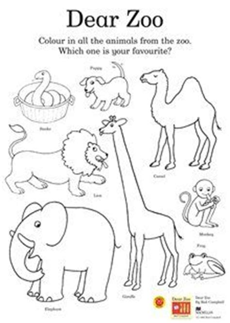 animal animals coloring book activity book for includes jokes word search puzzles great gift idea for adults coloring books volume 1 books the 25 best ideas about dear zoo on preschool
