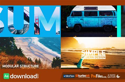 sliding slideshow videohive project free download