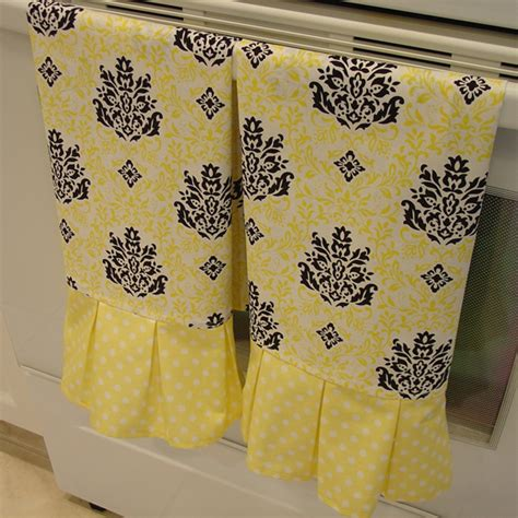 Handmade Kitchen Towels - handmade kitchen try handmade