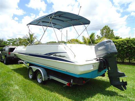 hurricane boat wax hurricane fun deck 248 2000 for sale for 100 boats from