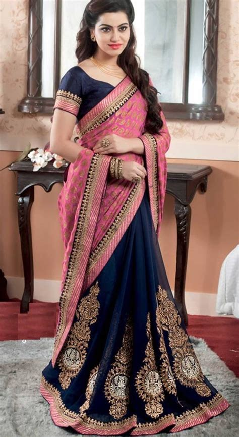 neat saree draping how to wear a saree to look slim fashionpro