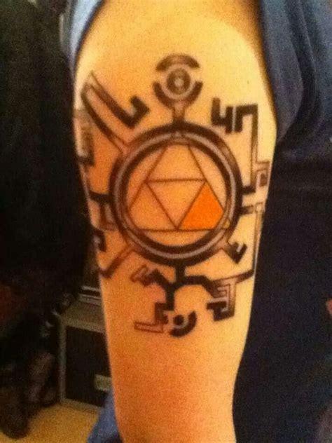 jakes tattoo in twilight zelda twilight princess tattoo my zelda tattoo