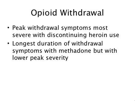 Detox Symptoms Duration by Withdrawal Symptoms Duration Driverlayer Search
