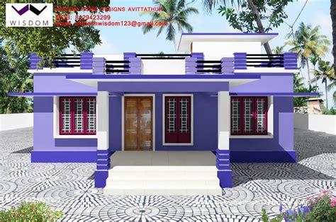 sq ft beautiful simple home design