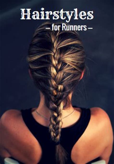 runners with hair hairstyles for runners jewe blog