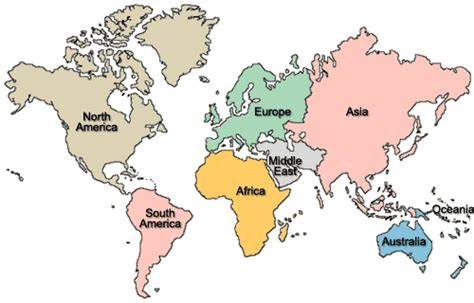 simple map of the world worldmap simple harrity flickr