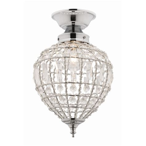 mercator nizzari large chrome pendant light bunnings