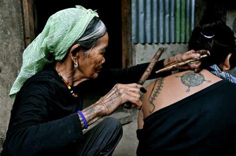 tribal tattoo artists kalinga s last tribal artist by c