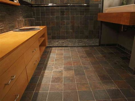 best flooring for a bathroom wood floors
