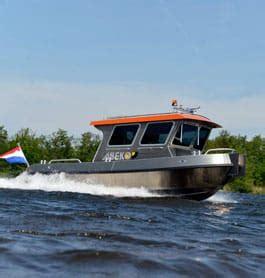 aluminium boot te koop in suriname alufleet bouwt aluminium boten geheel op maat en naar wens