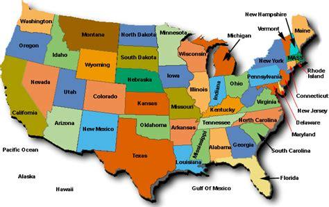 usa map image united states image map