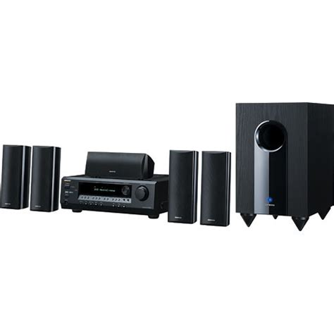 onkyo ht s4100b 5 1 channel home theater system black