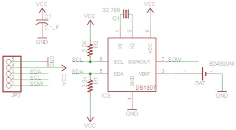 ds1307 circuit diagram gt circuits gt diy digital clock ds1307 rtc with arduino uno