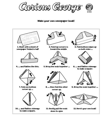 How To Make Paper Boat Hat - best 25 paper boats ideas on sailor
