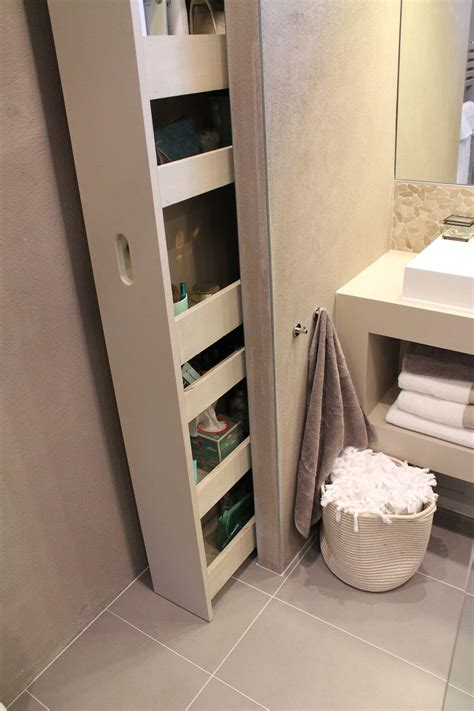 Bathroom Built In Storage Ideas by 25 Best Built In Storage Ideas And Designs For 2018