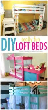 diy bunk bed plans diy bunk beds tutorials and plans