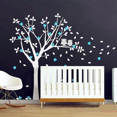 Baby Animals Sk9104 Stiker Dinding Wall Sticker vinyl wall decals tree grosir pvc stiker dinding wall