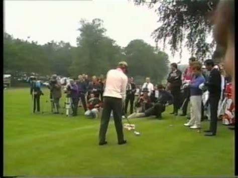 volvo pga volvo pga chionship golf 1993 practice day part two