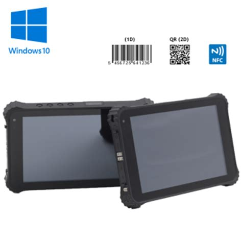 rugged tablet with barcode scanner windows rugged tablet with 2d barcode scanner nfc reader 3g gps wifi bluetooth