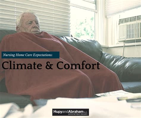 care and comfort nursing home care expectations climate and comfort