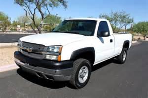 Chevrolet 3 4 Ton Truck 2004 Chevy 3 4 Ton Diesel