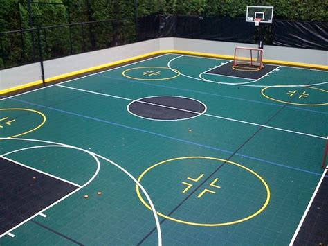 sports you can play in your backyard 24 best images about home multi sport basketball game