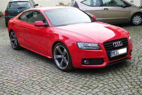 Audi A5 Günstig Kaufen by Audi A5 2 0 Coup 233 S Line Navi Misanorot Tolle