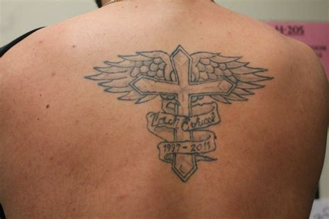 dedicated tattoo tattoos express feelings and remembrance the high post