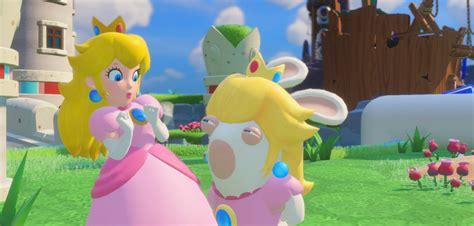 Murah Mario Rabbids Kingdom Battle Nintendo Switch review quot mario rabbids kingdom battle quot for nintendo