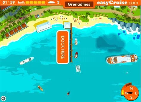 cruise ships play free online cruise ship games cruise - Boat Dock Games