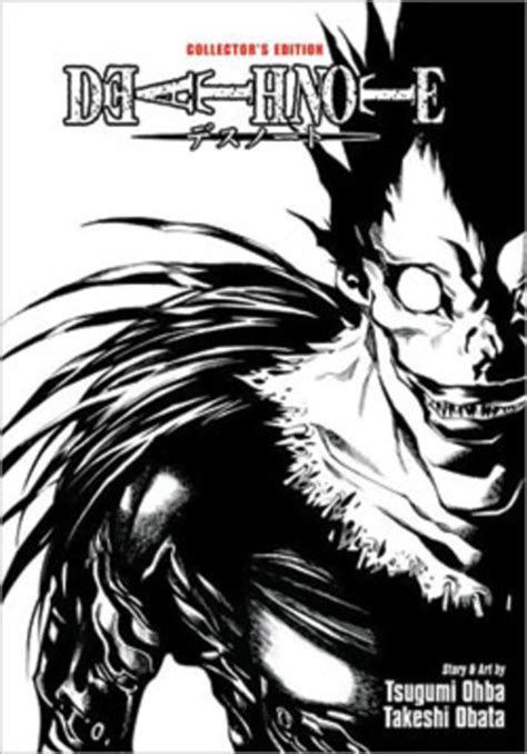 death note manga volume 1 collector s edition hardcover