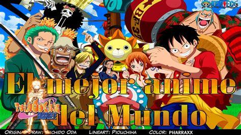 one piece anime y manga one piece el mejor manga anime de todos los tiempos