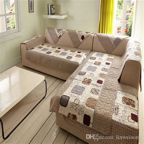 l type sofa cover durable polyester l shaped sofa covers printed sofa cover