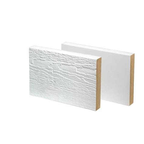 mdf home depot 1 in x 6 in x 16 ft miratec trim mdf board 231030 the home depot